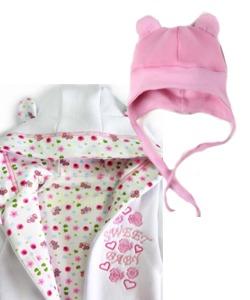список одежды на зиму для новорожденных теплый комбинезон