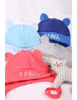 выбор шапочек для младенцев по сезонам