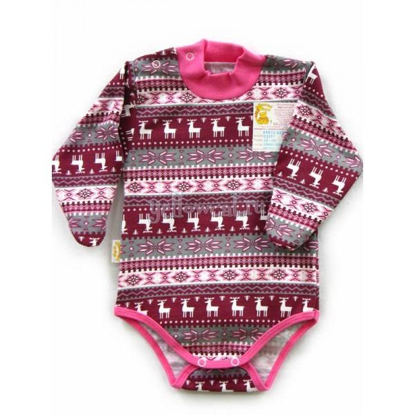 боди с рукавами для новорожденных купить