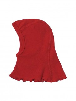 Шапочка-шлем 527р красный