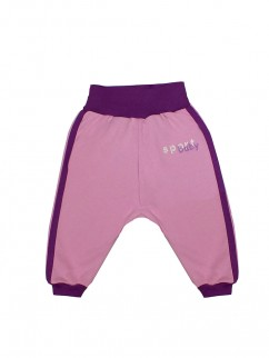 Брюки 1306и спорт розовый