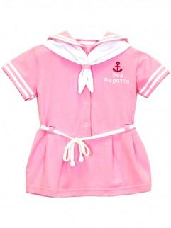 1728к Платье розовое