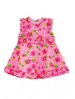 Платье 705/1к  розовое