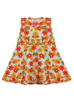 Платье 705/1к белое