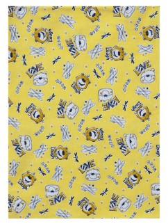 605к Пелёнка жёлтая