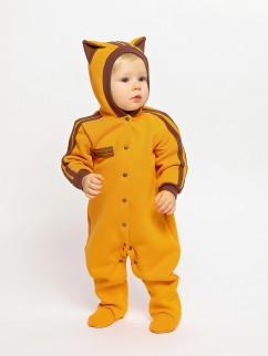 Комбинезон Жёлтый кот 105ф3спорт оранжевый